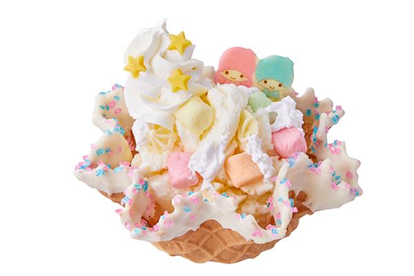 「コールドストーン」が「キキ&ララ」と初コラボ!パステルカラーのアイスやドリンクがかわいすぎます…♡