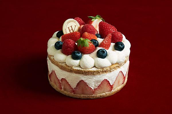 今年は少し奮発してもいいかなって。パリ発「ユーゴ アンド ヴィクトール」のクリスマスケーキが気になります♡