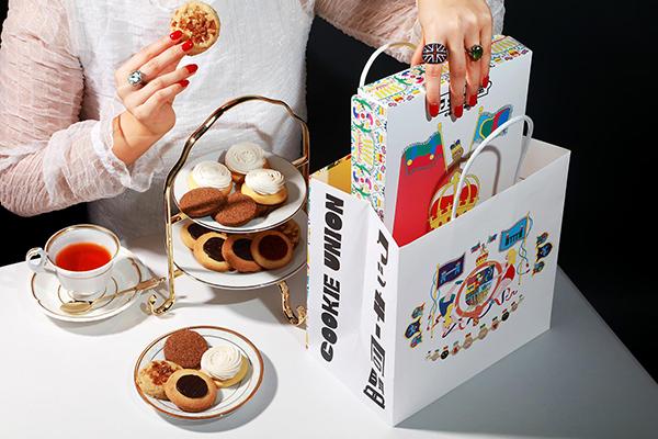 ミステリアスなパッケージに一目惚れ。クラフトクッキーブランド「クッキー同盟」が大丸東京店に期間限定で登場