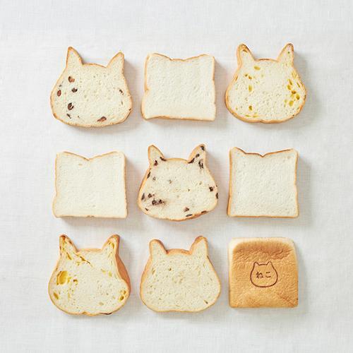 かわいいだけじゃない!国産小麦とたっぷりミルクの本格派。高級食パン専門店「ねこねこ食パン」の新店が広島に