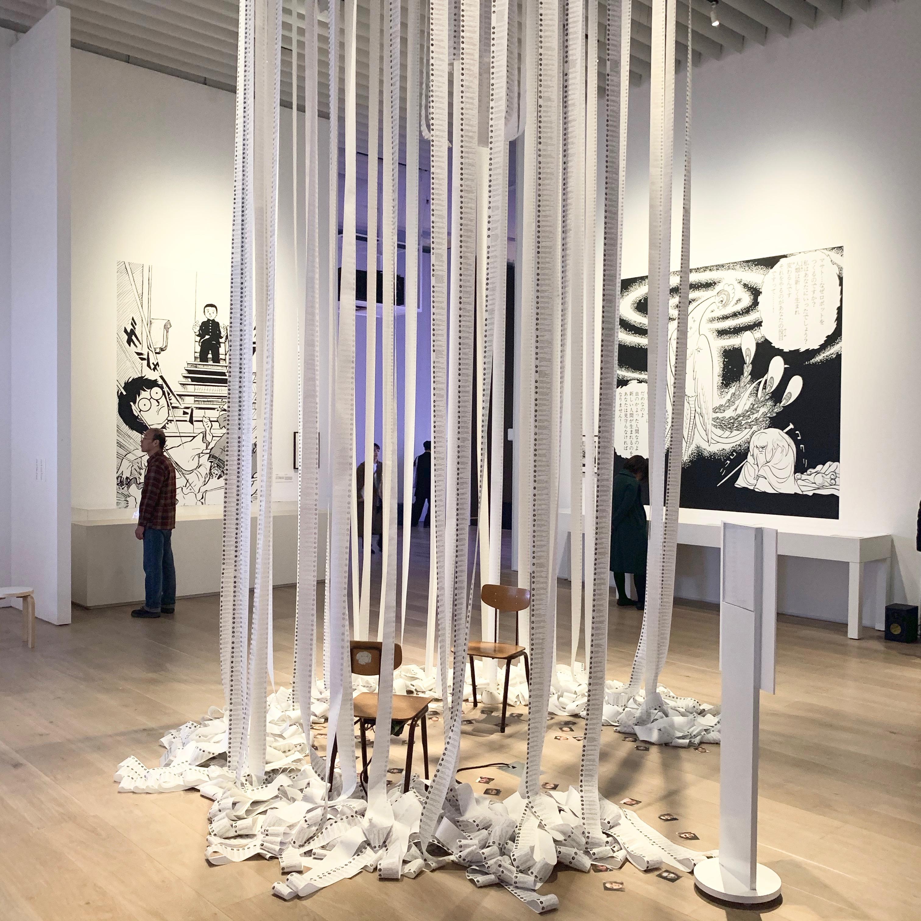 人は明日どう生きるのか。森美術館の「未来と芸術展」は美術の枠を越えてこれからを考えられる特別な空間でした♩
