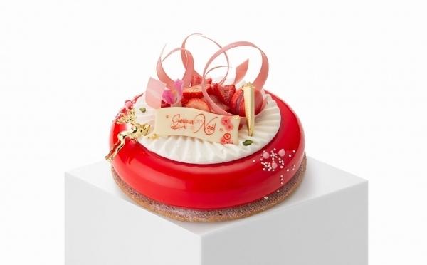 チョコラバーは見逃せない!ショコラティエが創るデリーモのクリスマスはアートなケーキが勢ぞろい♡