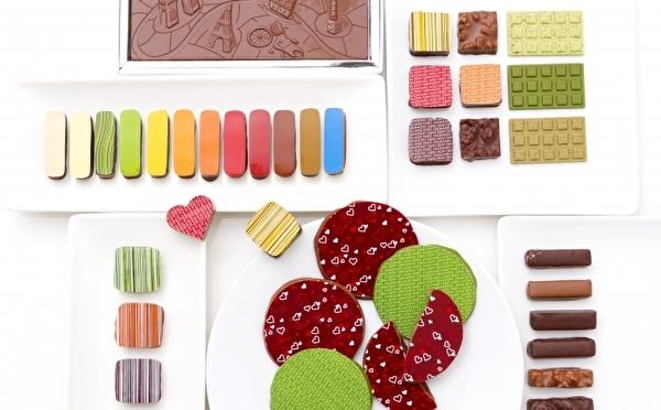 カラフルな新作は友チョコにもおすすめ♩パティスリー・サダハル・アオキ・パリにバレンタイン限定ショコラが続々お目見え♡