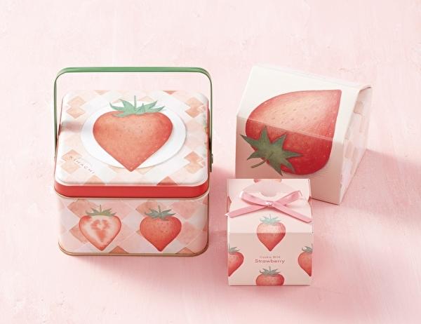 こぼれんばかりの苺パフェ×イチゴ柄ギフトは見逃せない♡パティスリーキハチ「いちごスイーツ」第1弾が年明けスタート!
