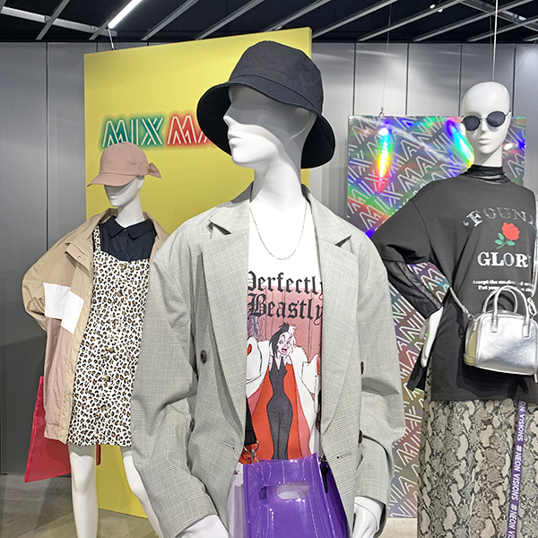 GUの新しい一面が見られるように。小学生〜24歳までの女性をターゲットにした新コレクションが登場