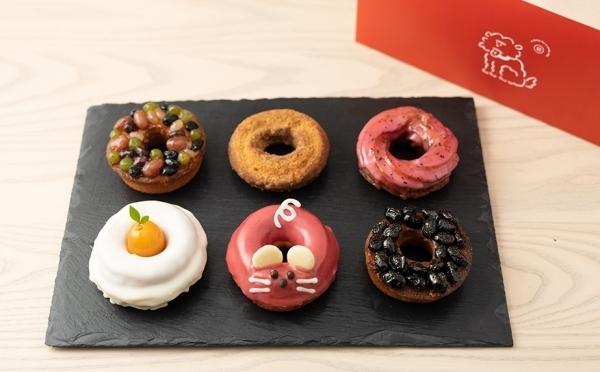 koe donuts京都×井筒八ッ橋本舗がコラボ!新年にぴったりの和風ドーナツ&おせちボックスがお目見えします♩