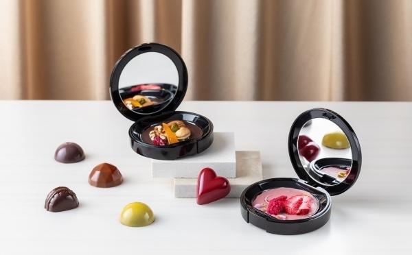 コスメみたいなマンディアンはご褒美チョコにぴったり♡東京マリオットホテル、バレンタインアイテムの予約受付がスタート♩