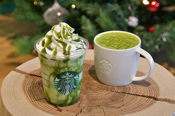 抹茶好きなら要チェック♡スタバ「抹茶 ホワイト チョコレート フラペチーノ」がクリスマスまで限定で登場