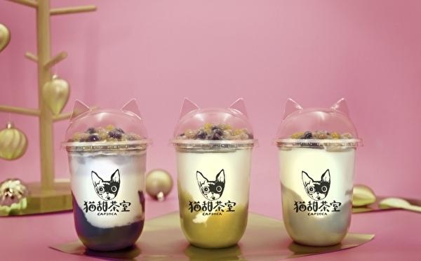 台湾産お芋がとろ~り♩ほっこりドリンク「マッシュミルク」が大阪アメ村・猫甜茶室capiocaに新登場♡