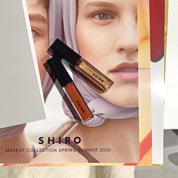 素肌にさっと塗ってもとの良さを引き出す。SHIROから春の新コスメ、限定ショコラシリーズがお目見え♡