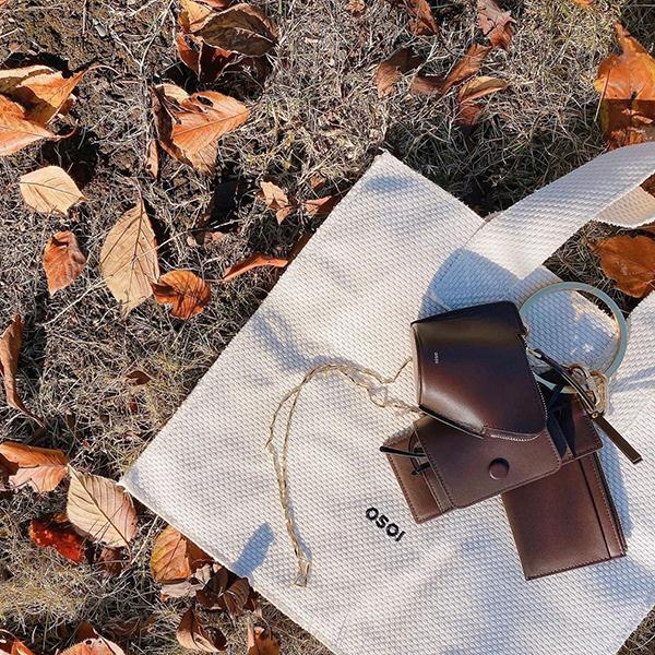 このバッグ、一体どこの?韓国発のレザーブランド「OSOI」の遊び心あるデザインに恋しちゃう人続出中!