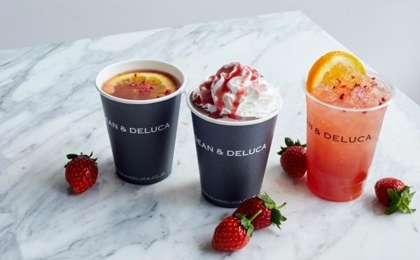 甘酸っぱい苺でほっこり♡DEAN&DELUCAの冬ドリンクは苺×チョコやスパイスのマリアージュ♩