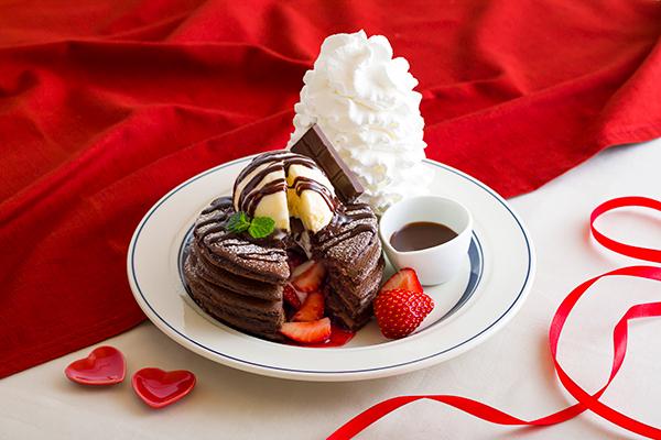 大切な人と一緒に楽しむ?♡「エッグスンシングス」からバレンタインにぴったりなチョコレートのメニューが登場