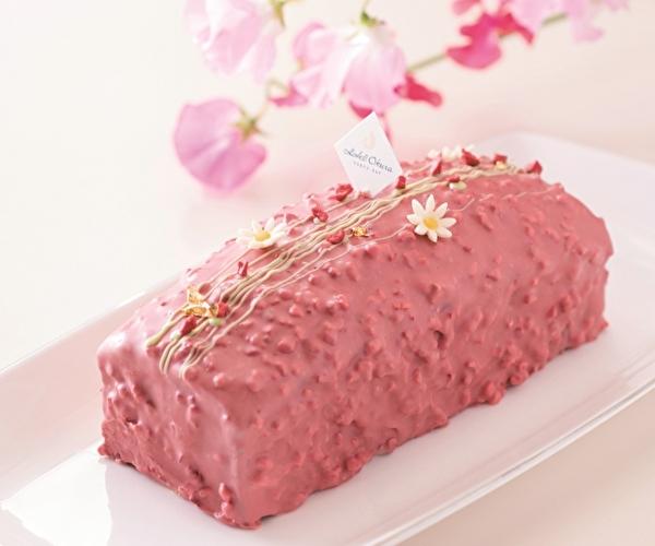 ケーキもブッフェも春を先取りできちゃう苺づくし♡ホテルオークラ東京ベイに春色メニューが続々お目見え中♩