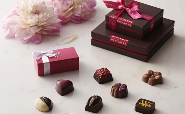 ベルギー発「ヴィタメール」に心ときめくバレンタインショコラが登場!梅田大丸店限定ハートのデザートも気になる♡