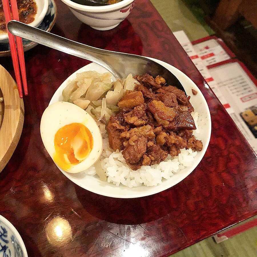 おいしすぎて胃袋を掴まれる女子急増中。台湾フード「ルーローハン」が食べられる全国のお店をまとめました♡
