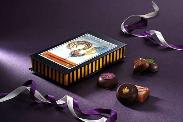 パッケージのデザインも本当に素敵♡ウィーンの老舗洋菓子店「デメル」の「ヴァレンタインセレクション2020」