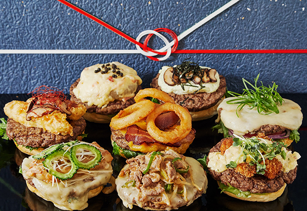 BURGER FESTIVAL 2020が開催♡アジアやアメリカ、日本など世界6つの地域がテーマの個性派バーガーが登場