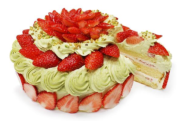 """「カフェコムサ」は毎月22日がショートケーキの日♡2月は""""いちご""""を使ったキュートなケーキが2種類登場します"""