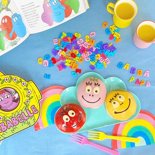 「クリスピー・クリーム・ドーナツ」×「バーバパパ」♡コラボ企画第2弾のドーナツもかわいすぎます…♡