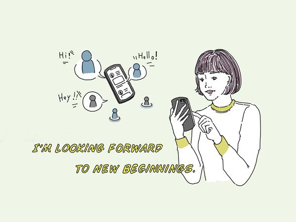マッチングアプリをはじめたいけど不安…本当に今が恋するベストタイミング?【恋する女の子ためのお悩み相談室】