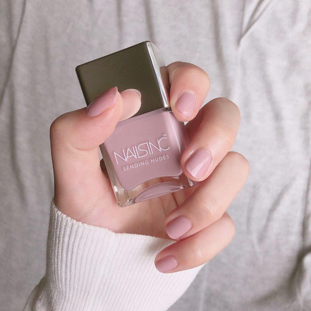 """ネイルで譲れないのは""""肌に馴染むピンク系""""であること。「やっぱりピンク最強!」ってなるセルフネイルまとめ♡"""