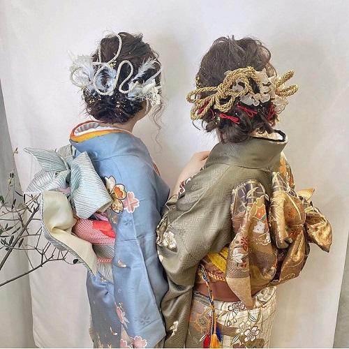 やっぱり人と被りたくない。着物・袴に似合うおしゃれな卒業式ヘアアレンジ集2020年版♡