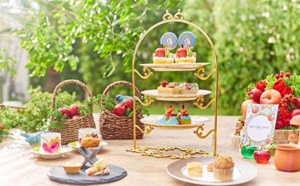 かわいすぎる「白雪姫」の世界にうっとり♡ストリングスホテル名古屋のプリンセスアフタヌーンティーが春の装いに♩