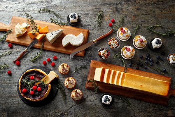 """様々なチーズを使った多彩なデザートを好きなだけ。ウェスティンホテル東京で""""チーズデザートブッフェ""""が開催"""