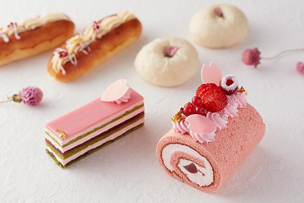 お口の中が春らんまん♡桜スイーツ&パンがグランドニッコー東京 台場「Bakery & Pastry Shop」に登場