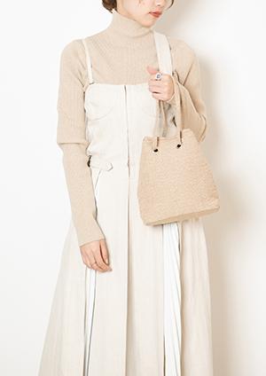 天然素材のシンプルバッグが愛おしい…♡ジョンマスターオーガニック×カーサフラインの数量限定キットが素敵