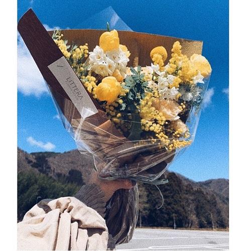 こんな花束一生に一回はもらってみたい。金沢市にあるお花屋「LITTERA FLOWER」はお祝い事に最適なんです