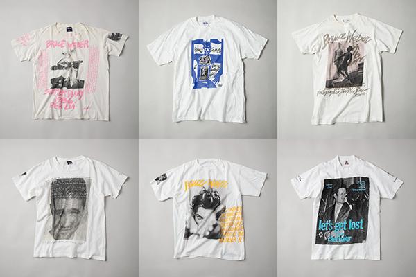 ノマドな古着屋さん「weber」による大Tシャツ展が渋谷PARCOのPOP BY JUNで。運命の1着を見つけてみて♡