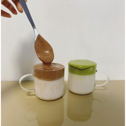 ダル ゴナ コーヒー の 作り方