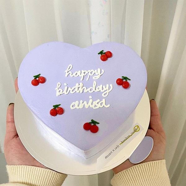 韓国っぽいバースデーケーキでお祝いしよ お誕生日会にぴったりなホームメイドケーキのお店集めました Isuta イスタ おしゃれ かわいい しあわせ