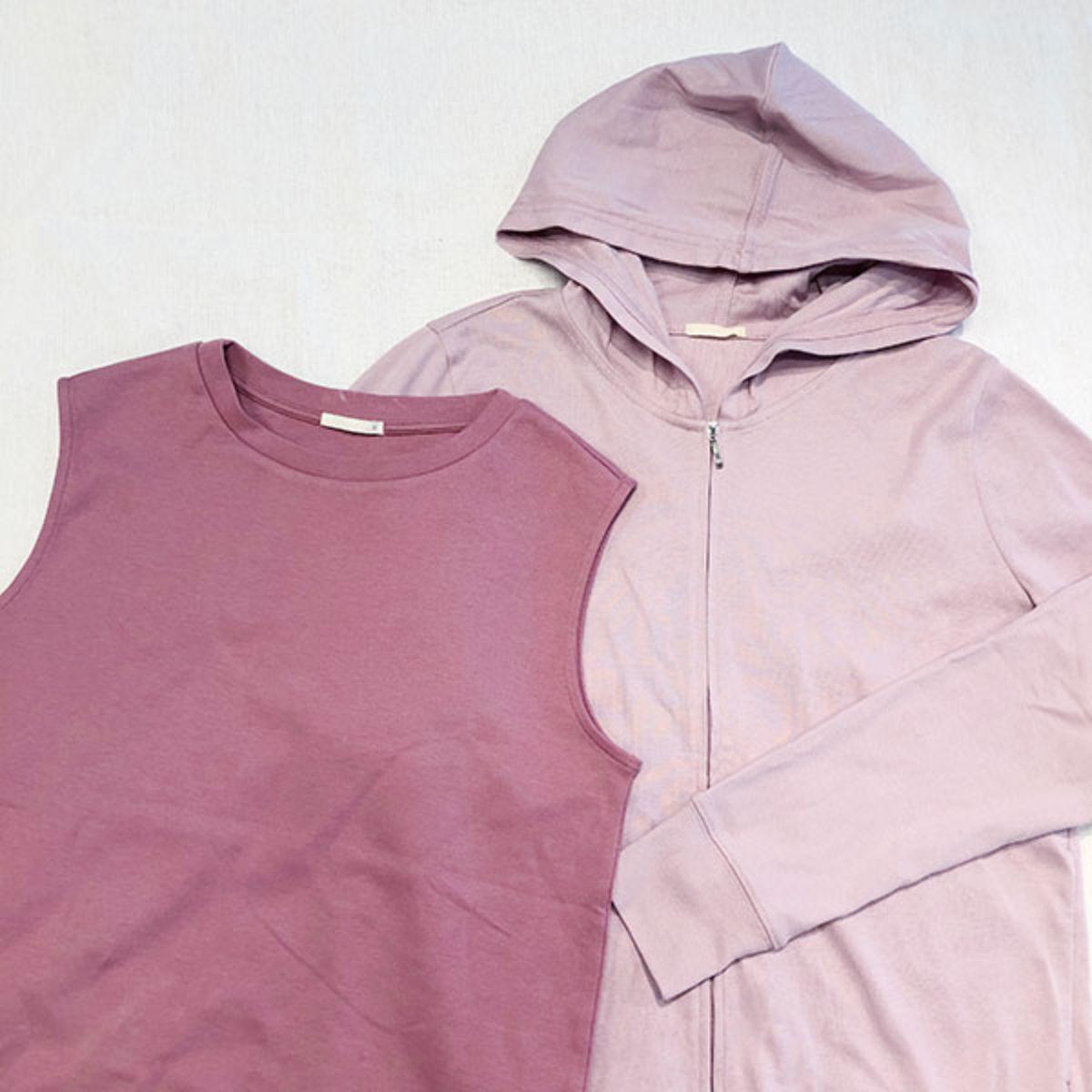 【#今週のGU新作】春っぽピンクカラーでみんなの注目の的に♡女の子らしさが際立つアイテム2つをピック