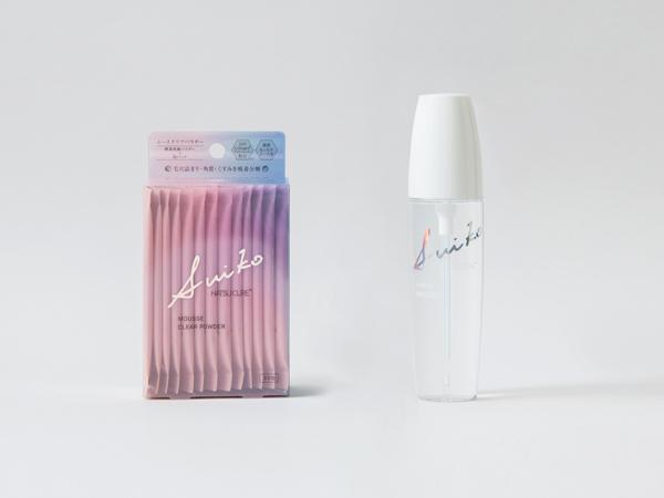 シンプルなパッケージに一目惚れ。クラゲコラーゲンを配合したスキンケアシリーズ「SUIKO」の新商品に注目