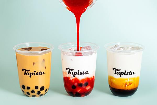 「タピスタ」のグランドメニューがリニューアル。フレッシュなフルーツスムージーなど素敵な新商品も仲間入り