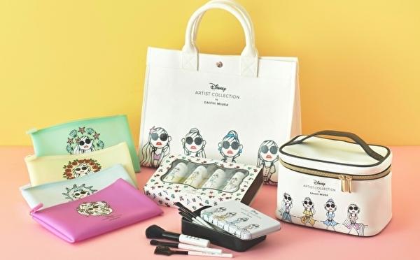 大人かわいいアイテムは見逃せない♡ディズニープリンセス×Daichi Miuraコレクションの先行販売がスタート!