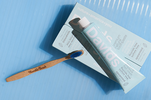 毎日の歯磨きにもこだわりを。天然由来のホワイトニングハミガキ「Davids」から2つの新フレーバーが登場