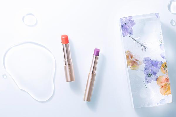 透ける花色の唇に♡『オペラ』から「リップティント N」&「シアーリップカラー RN」の春夏限定カラーが発売