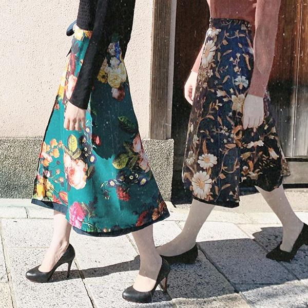誰ともかぶらない、世界に1着だけの洋服がいいの。「renacnatta」ならその夢が叶うかも♡