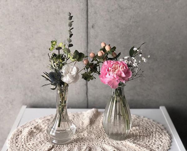 こんなときこそ癒されたい…♩お花が家に届くサブスクサービスを4つ集めました♡