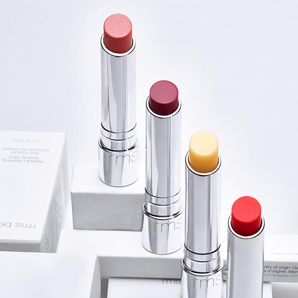 rms beautyからブランド初の『ティントリップ』が登場!何もつけていないかのような自然でピュアな唇を演出