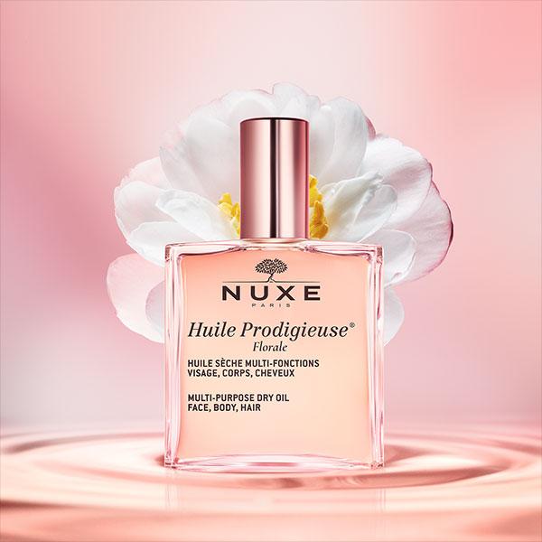 香りで心もうるおす、至福のおうち美容♡ニュクスの「プロディジュー フローラル オイル」が数量限定で再登場