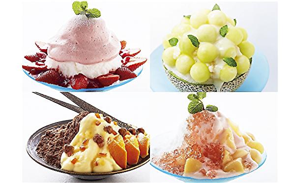 ひんやり至福のご褒美♡この夏、バラエティ豊かな6種の「プレミアムかき氷」がホテル日航大阪にお目見え♩