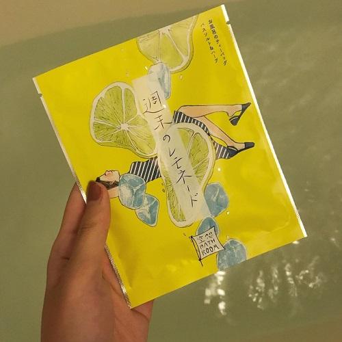 165円で買えちゃう!? 乙女心をくすぐる絵本のような入浴剤「空想バスルーム」で幸せなお風呂時間にしちゃお♡