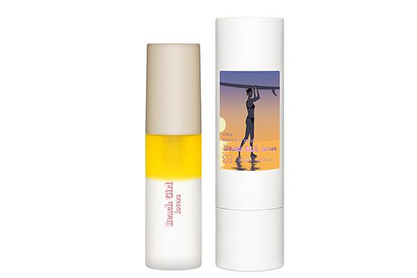 ukaの「ヘアオイルミスト オンザビーチ」から夏限定バージョンが登場。サマーカクテルのような大人の香り♡