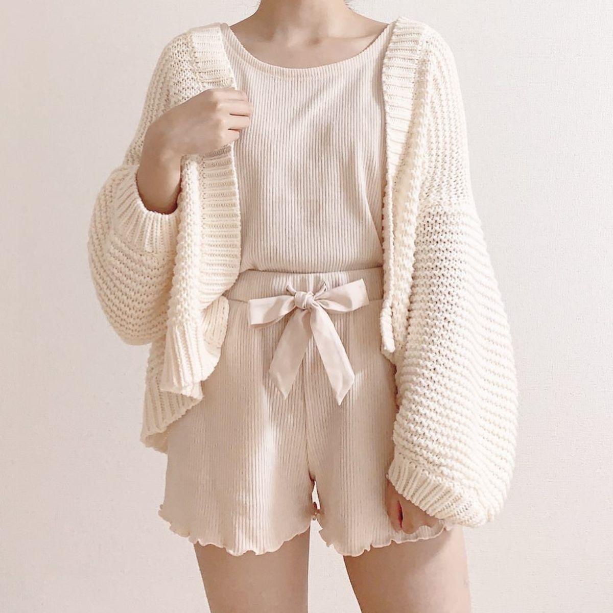 GUの「新作パジャマ」が史上最高のかわいさ!女の子らしいデザインに一目惚れする方が続出中です…♡