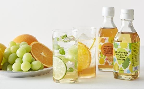 夏のおうち時間にぴったり♡Afternoon Tea TEAROOMの新作ビネガー&シャーベットはアレンジもお楽しみ♩